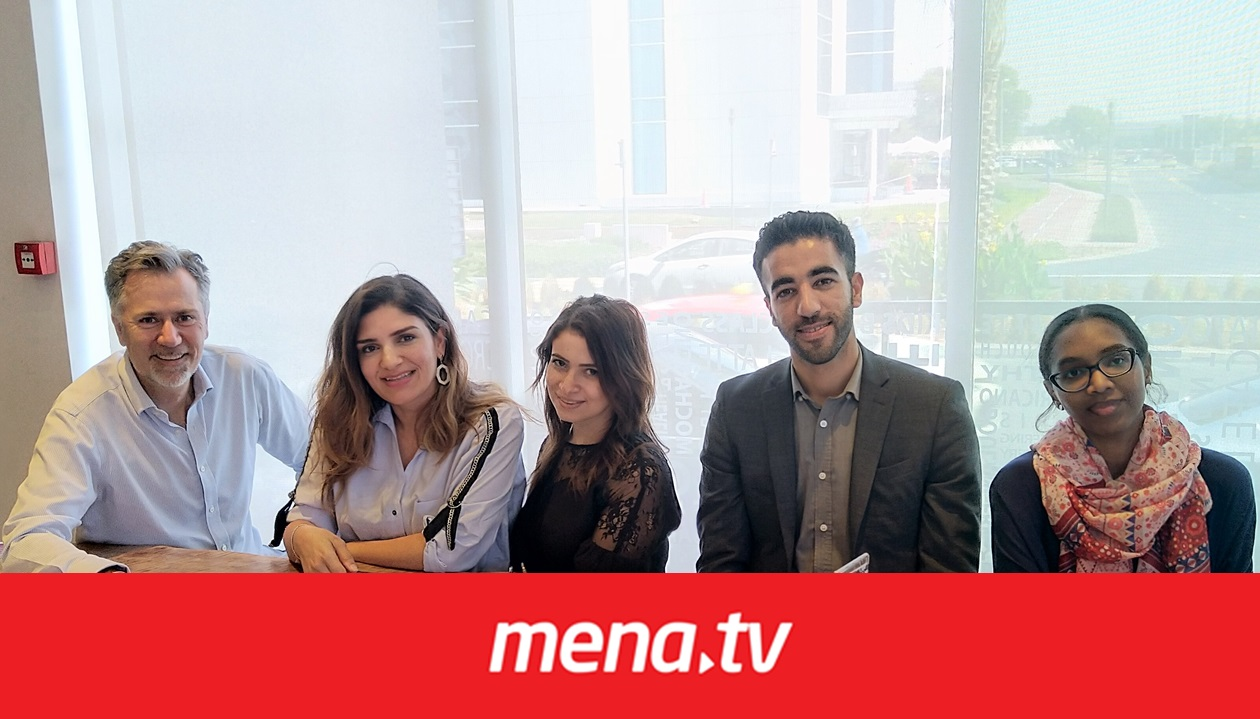 mena.tv CEO Nick Grande announces free services in solidarity with global content community